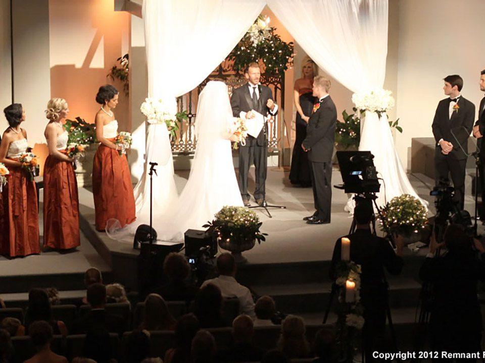 Remnant Fellowship Wedding - Gadke-McHaney