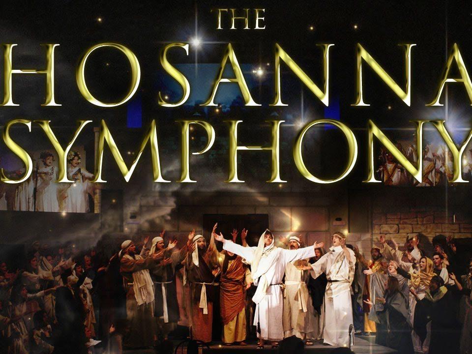 The Hosanna Symphony by Michael Shamblin