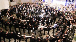 Remnant Fellowship Passover - Men Dancing
