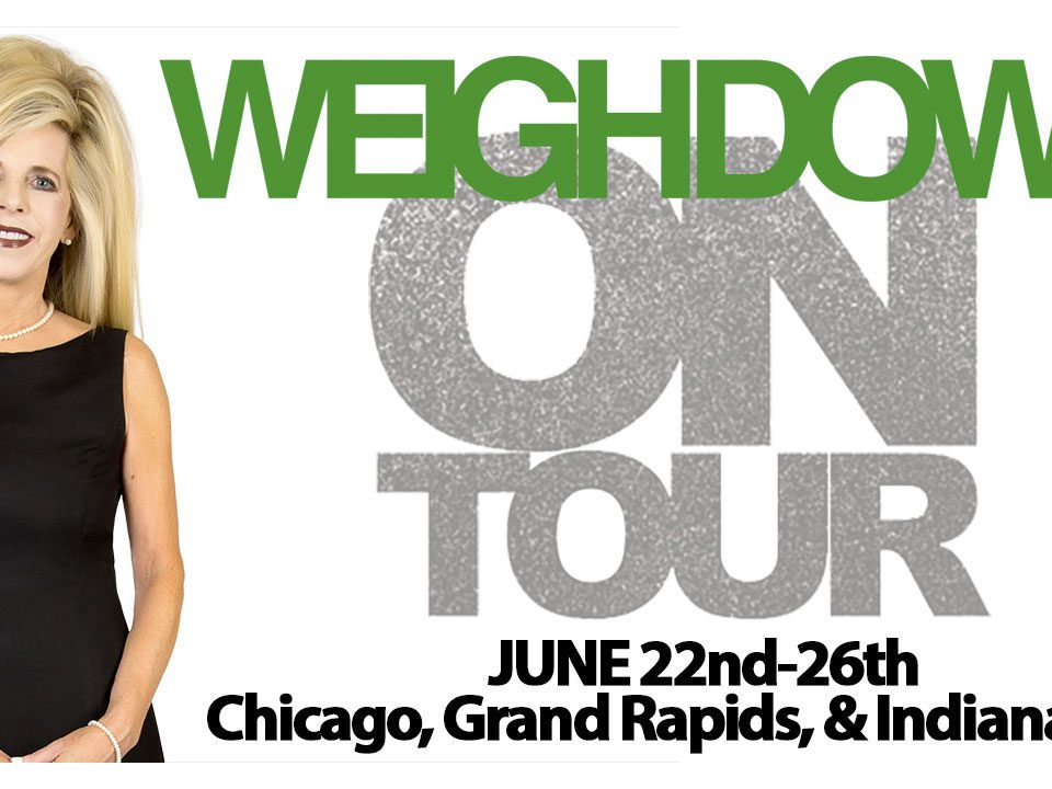 Weigh Down on Tour