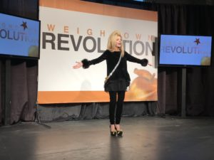 Gwen Shamblin -Remnant Fellowship Revolution class