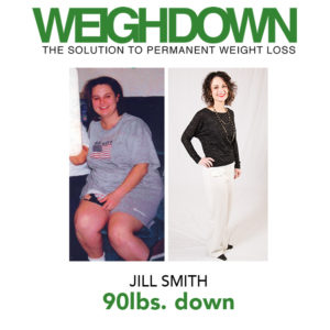 Jill Smith - Weigh Down Before and After