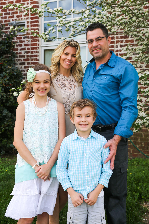 Todd & Jaime Field Family