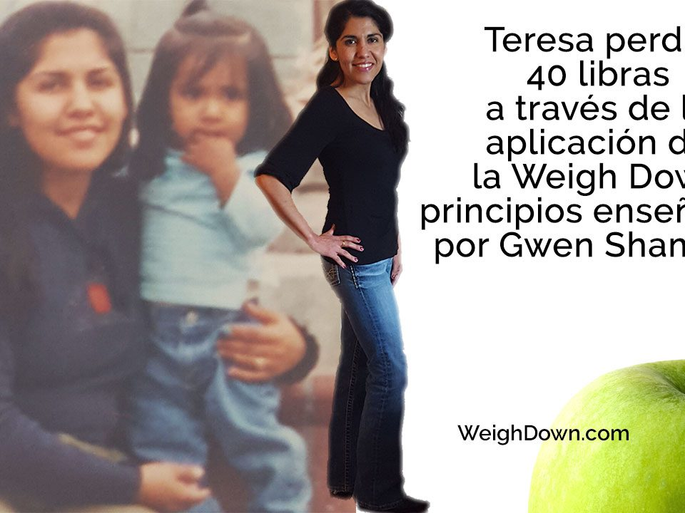 Weigh Down Before & After Teresa Reyes 2
