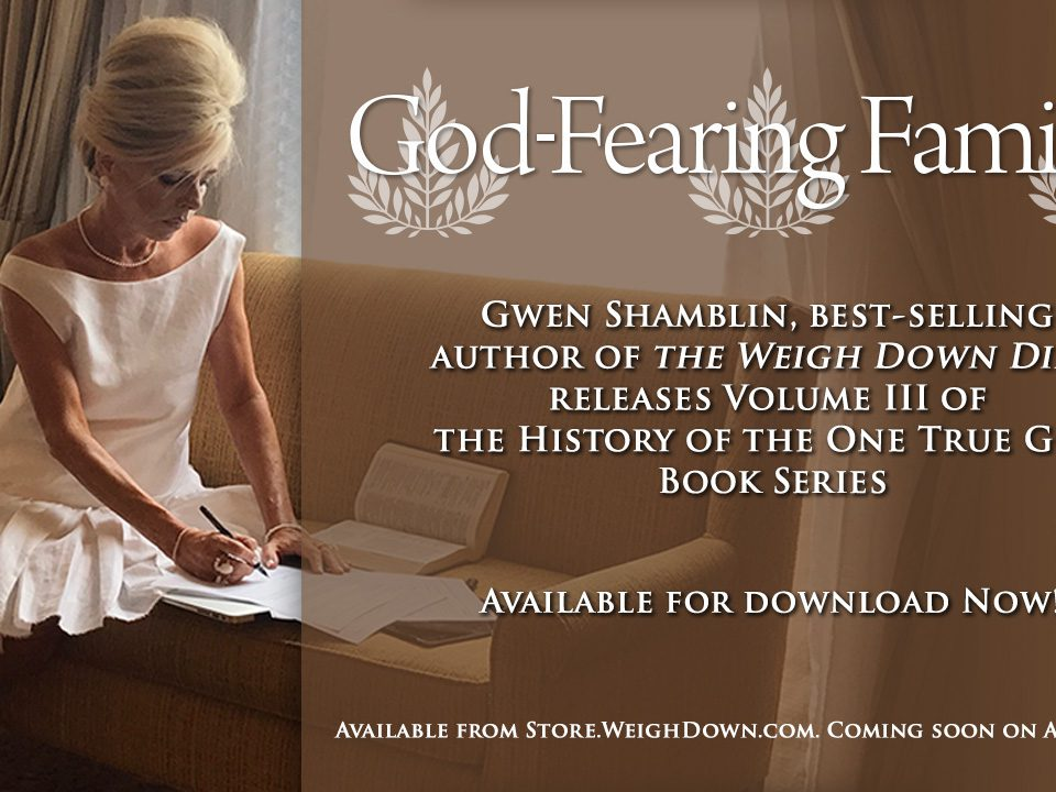 God-Fearing Families by Gwen Shamblin