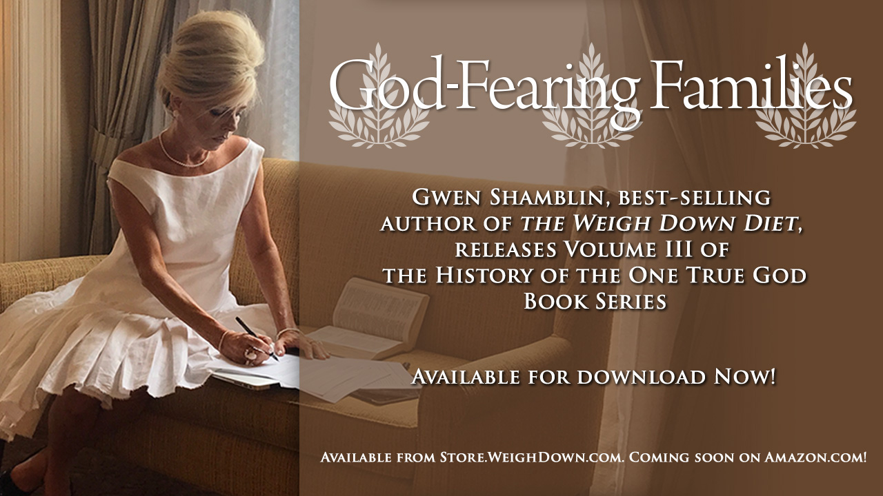 God-Fearing Families by Gwen Shamblin