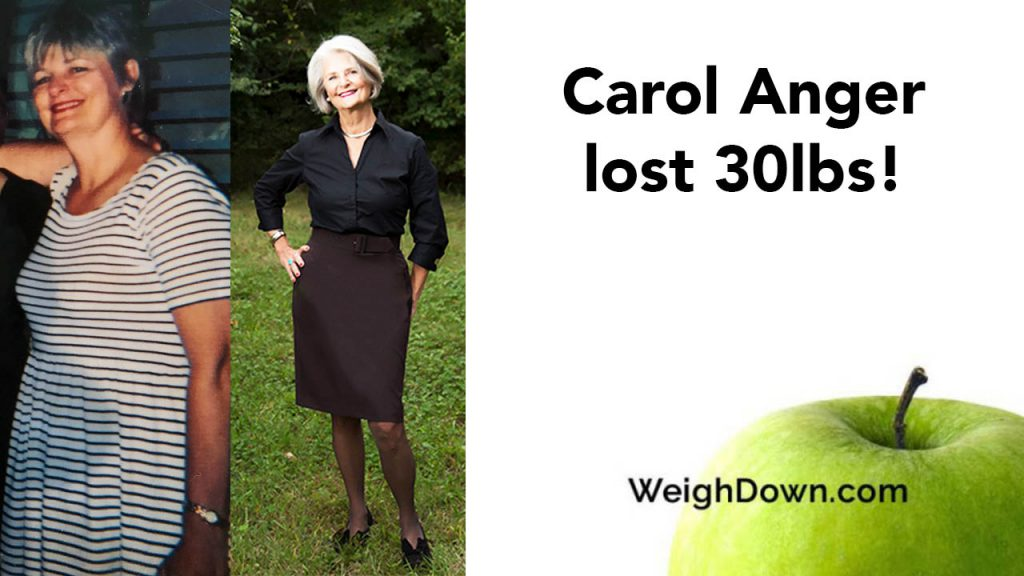 Weigh-Down-Before-After-Carol-Anger