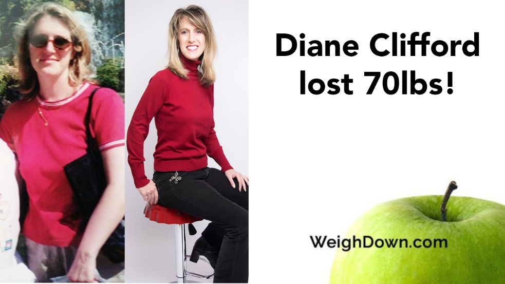 eigh Down Before After-Diane Clifford