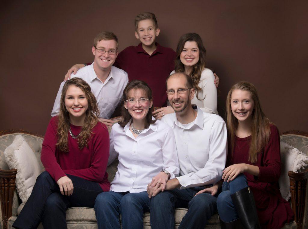 Tom & Jennifer Quinn Family