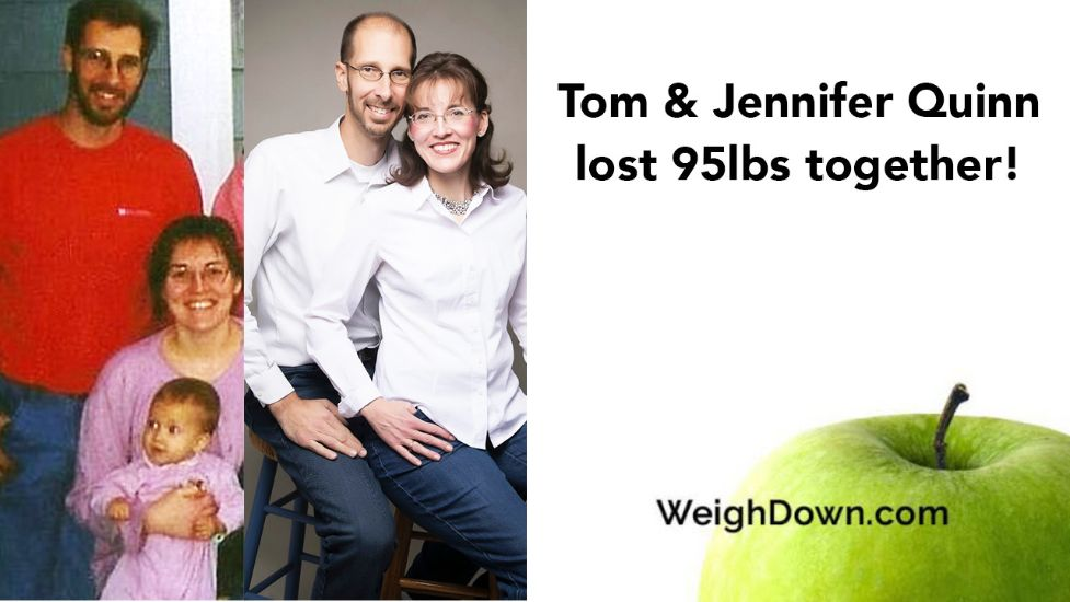 Weigh Down Before After Tom Jennifer Quinn 2