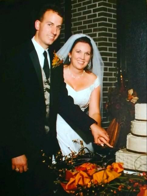 Tony Nicole Duncan Wedding