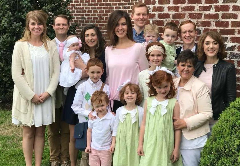 Elizabeth Pennington & Purdy Family