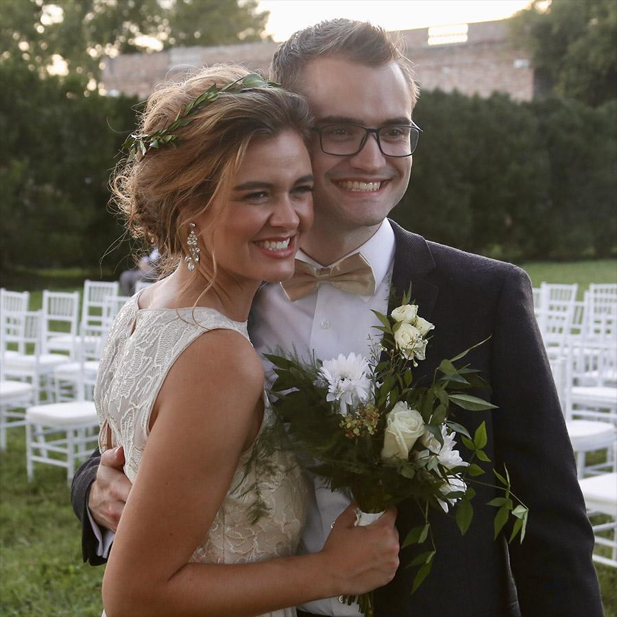 Lindgren-Wheeler Covenant Wedding Ceremony