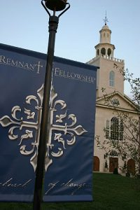 Remnant Fellowship Church from outside