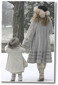 Gwen Shamblin with her Granddaughter