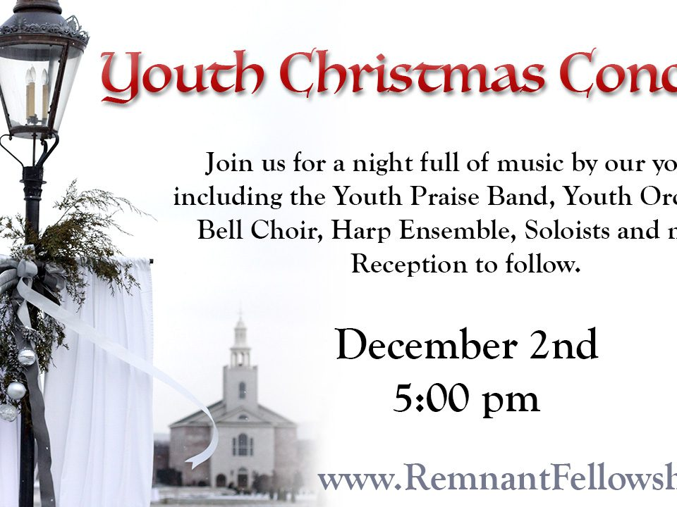 Remnant-Fellowship-Christmas-youth-concert