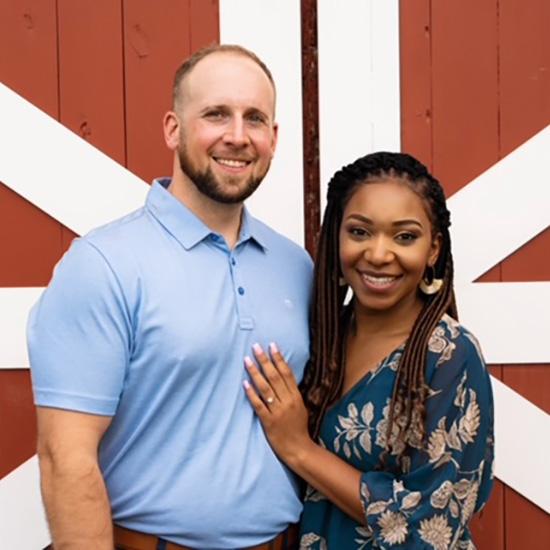 McNeal-Cutherbert Remnant Fellowship Wedding